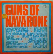 LP SKA / VARIOUS ARTISTS / GUNS OF NAVARONE / TROJAN