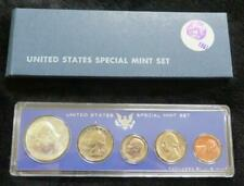 1967 Special Mint Set * 40% Silver Half Dollar * US Mint * 5 Coins *