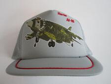 1 Dozen Harrier Jet Aviation Caps Sonic Embossed Military Aircrat Hats Wholesale