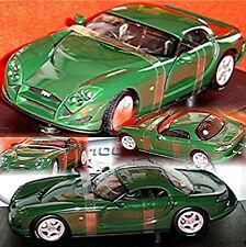 TVR Speed 12 - 1998-2000 British Racing Green 1:18 Hotwheels