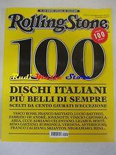 ROLLING STONE MAGAZINE 100/2012 Madonna Mark Lanegan Olivia Newton-John  *NO cd