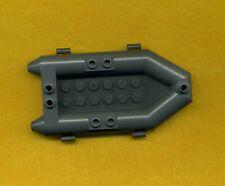 Lego--30086 -- Schlauchboot -- Boat -- 12 x 6 -- Grau/DKStone --