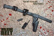 Custom 1/6 Scale Gun Belt For Walking Dead TWD Rick Grimes Figure Use