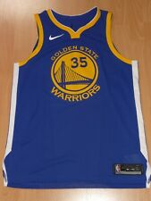 Golden State Warriors Kevin Durant NBA Basketball Nike AUTHENTIC Trikot Jersey
