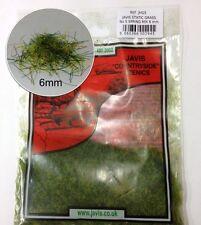 Javis JHG5a - 1 x Bag 6mm Static Grass Spring Green Mix - 1st Class Post
