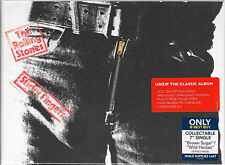 """THE ROLLING STONES - STICKY FINGERS - Best Buy BOX Set 2 CDS, DVD +7"""""""
