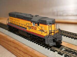 Life-Like 7775 UP Union Pacific SD7 Diesel Locomotive #776