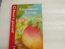LADYBIRD BOOK READ IT YOURSELF  LEVEL 1 THE ENORMOUS TURNIP