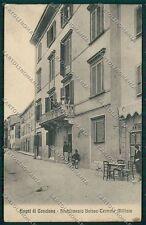 Pisa Casciana Terme SCOLLATA cartolina QQ3223