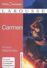 Carmen by Merimee Paperback Book (French)