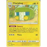 Charjabug - 58/214 - Uncommon Card - Pokemon TCG Sun & Moon Unbroken Bonds Cards