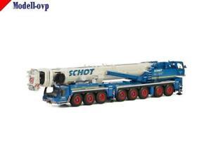 Liebherr LTM 1500 Schot Verticaal Transport WSI Models 51-2029 1:50