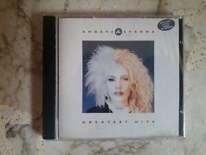 Ivana Spagna Cd Raro Greatest Hits