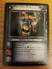 Lord of the Rings TCG Treachery and Deceit 18C128 White Hand Mystic CCG LOTR