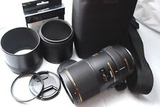 SIGMA APO MACRO 150mm F2.8 EX DG OS HSM AF Lens w/ BOX for Canon From JAPAN #D8
