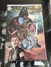 Star Wars Adventures #1 (2017) IDW 1:50 Chris Samnee Incentive Variant