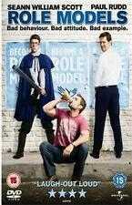 ROLE MODELS Paul Rudd*Sean William Scott*Jane Lynch Bromance Teen Comedy DVD EXC