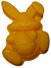 Silicone Easter Bunny Rabbit Cake Dessert Pan Mold
