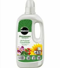 Miracle-Gro Performance Organics All Purpose Liquid Concentrate Food -1L