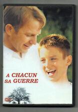 A CHACUN SA GUERRE —DVD