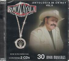 CD - Ramon Ayala NEW 30 Antologia De Un Rey VOL 2**** CD - FAST SHIPPING !