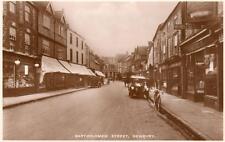 Bartholomew Street Newbury Motor Car unused RP pc