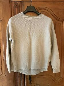 Gap womens cable knit pullover S