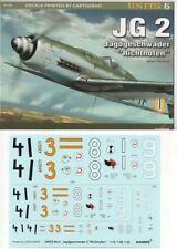 "*JG 2. Jagdgeschwader ""Richthofen"" (decals)  - Kagero Units  - English!!!"