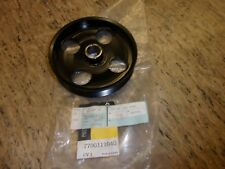 RENAULT TRAFIC II 1.9 dCi 2.0 Steering Pump Pulley GENUINE NEW RENAUL 7700111040