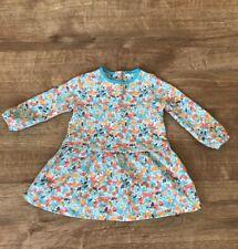John Lewis Baby Girl Floral Dress 6-9 Months