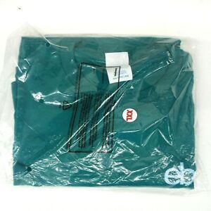 eBay 25th Anniversary T-Shirt Unisex 2XL Green New Sealed Sellerbration Tshirt