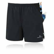 Shorts e bermuda da uomo sport neri ampi