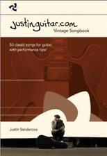Justinguitar.com Vintage Songbook Gtr by  | Paperback Book | 9781780386867 | NEW