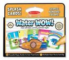 Water Wow - Splash Cards Shapes, Numbers  Colors