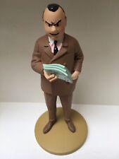 Figurine Moulinsart Tintin - AL CAPONE LE ROI DES GANGSTERS