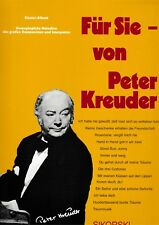 P.Kreuder: Klavier-Album. Klavier, Gesang, Chords.