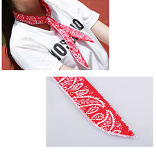 Hot Summer Neck Cooler Scarf Body Ice Cool Cooling Wrap Necktie Sport Headband
