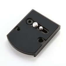 """410PL 1/4"""" & 3/8"""" Camera QR Plate for Manfrotto 488RC4 808RC4 490RC4 Head System"""