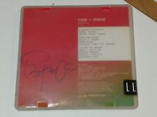 MusicCD4U Peggy Hsu Xu Zhe Pei Autograph CD single Glass Socks 許哲佩 親筆簽名版