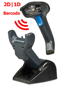 2D Barcode Funkscanner Gryphon GM4400 USB - EAN QR Securpharm DataMatrix 1D Code