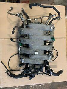 AUDI RS6 C5 4.2 V8 INLET MANIFOLD & THROTTLEBODY