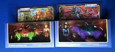Super7 Reaction Skeletor & Panthor Battle Cat  & He-man Lot! In Hand Rdy To Ship