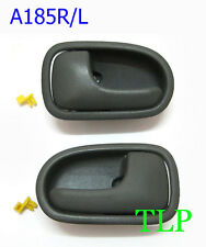FORD COURIER MAZDA BRAVO PICKUP PAIR INNER DOOR HANDLE 2X GREY 98 - 06 99 NEW