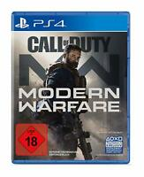 CoD Call of Duty: Modern Warfare (PS4) (Deutsch) (UNCUT) (NEU) (Blitzversand)