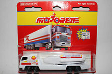 Majorette Diecast Metal Space Shuttle 3000 Transport Truck, on Card