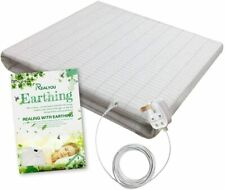 Earthing Sheet with Grounding Connection Cord,Conductive Grounding Mat....