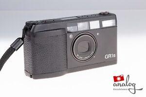 Ricoh GR1s | klassische-kameras An- und Verkauf