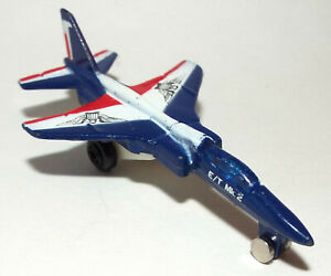 Small Die Cast US Air Force F-5 Jet Fighter  Aircraft in Demo Colors
