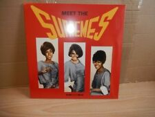The Supremes R&B/Soul 33RPM Speed Motown LP Records