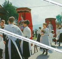 Benediktbeuren : Fronleichnam Prozession - um 1965/70      Y 19-8